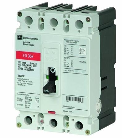 Circuit Breakers & Contactors