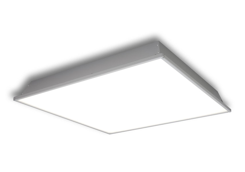 LED RECESSED TROFFER FIXTURE