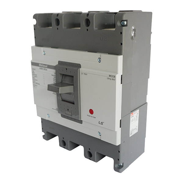MOLDED CASE 800 AMP CIRCUIT BREAKER